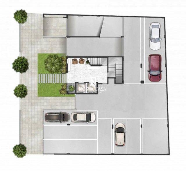 Apartamento com 03 suítes, lavabo, 02 box de garagem no Di Milano em Torres/RS - Foto 9