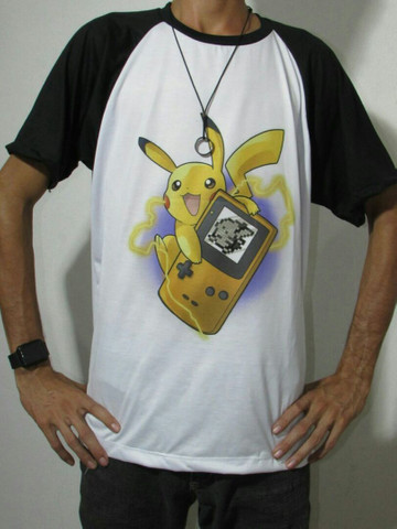 Camisa Pikachu