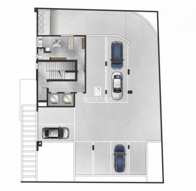 Apartamento com 03 suítes, lavabo, 02 box de garagem no Di Milano em Torres/RS - Foto 10