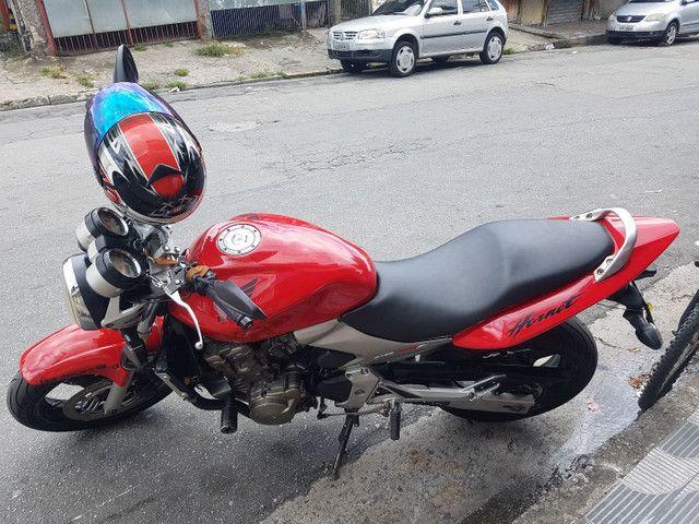 Vendo moto hornet 2005 - Foto 2