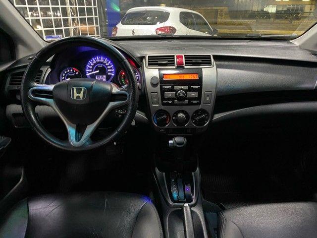 Honda City LX 1.5 Automático 2013 Única dona Imperdível!!!! - Foto 10