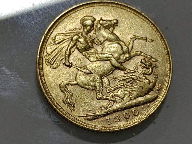Moeda de Ouro  p/ Colecionador - Foto 3