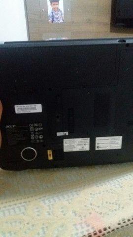 Notebook Acer 5920 para conserto ou retirada de peças  - Foto 3