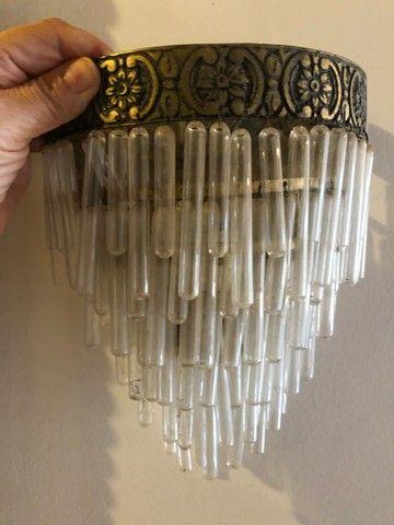 Luminária ou lustre de parede! - Foto 2