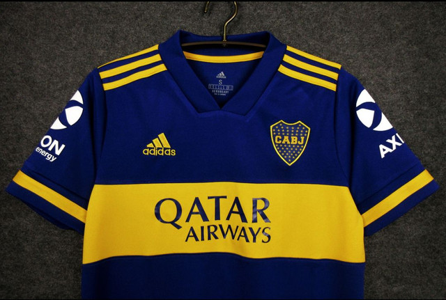 Camisa Boca Juniors 20/21 Nova e na Etiqueta - Foto 5