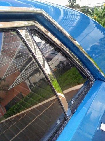Ford Maverick 4 Portas Azul 1975 Original, 3º Dono, Raridade - Foto 13