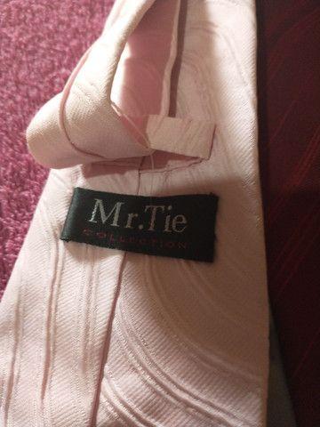 Vendo 8 gravatas 70 reais todas novas são boa as marcas - Foto 3