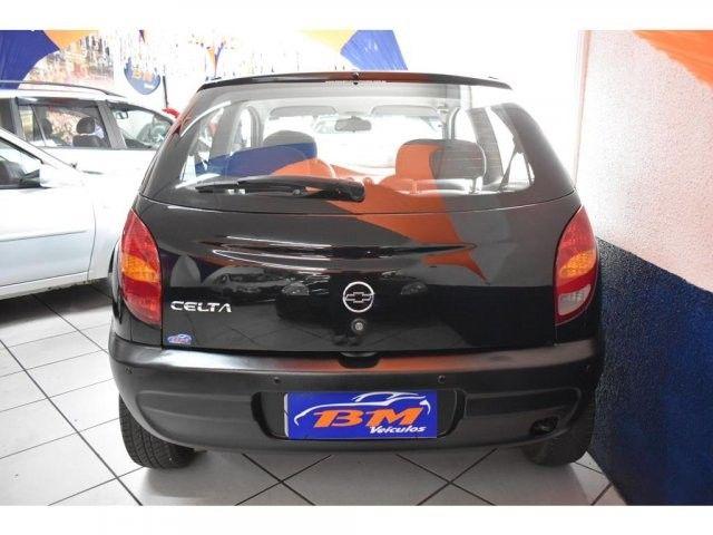 Chevrolet celta 2001 1.0 mpfi 8v gasolina 2p manual - Foto 9