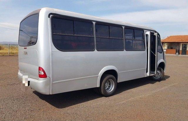 Micro Ônibus Neobus 24 Lugares Iveco Ano 2004 - Foto 6