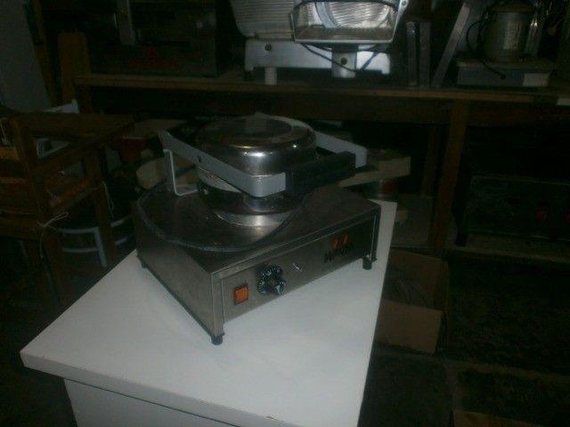maquina de waffer - big cascão - Foto 2