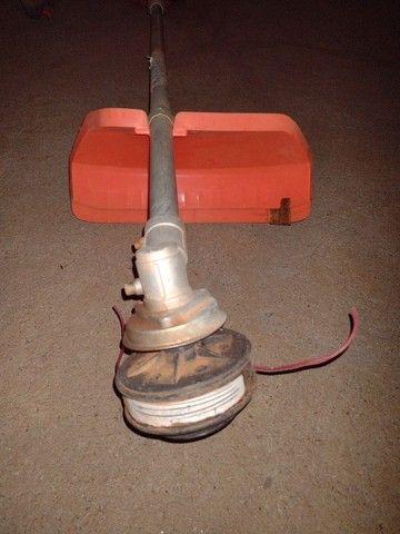 Roçadeira a gasolina  - Foto 3