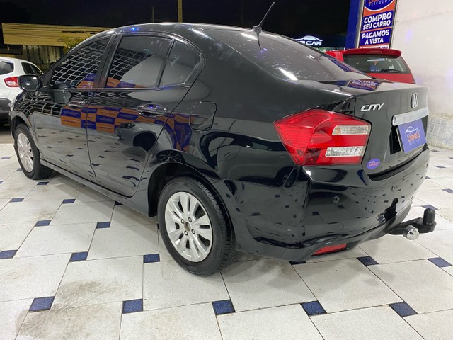 Honda City LX 1.5 Automático 2013 Única dona Imperdível!!!! - Foto 6