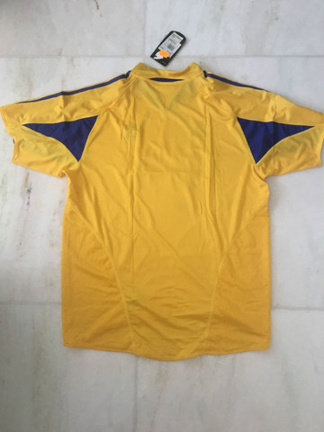 Camisa Brondby (Dinamarca) oficial e na etiqueta - Foto 2