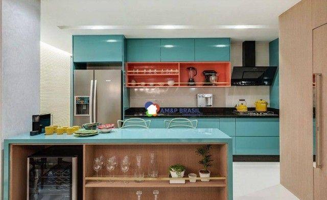 Apartamento com 3 dormitórios à venda, 125 m² por R$ 910.000,00 - Setor Marista - Goiânia/ - Foto 11