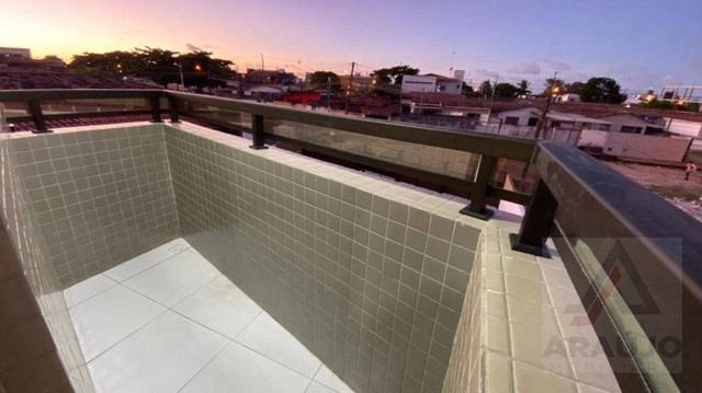 Apartamento com 2 dormitórios à venda, 53 m² por R$ 145.000,00 - Ernesto Geisel - João Pes - Foto 5