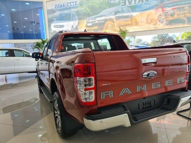 Ranger Limited 2022 - garantimos a sua cotação, Brasal Taguatinga!!! - Foto 4