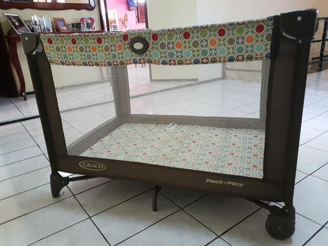Cercado Pack & Play Graco