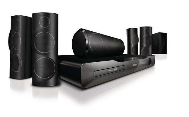 Home Theater Philips HTS5561