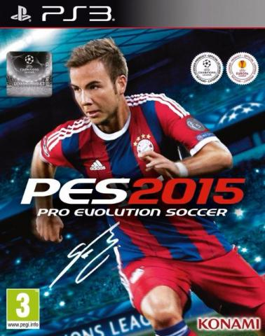 Pes Pro Evolution Soccer 2015 - Ps3