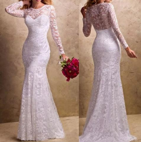 48eb5394eb Vestidos de Noiva