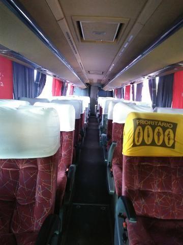Onibus scania 380 trucado 50 lugares 2006 - Foto 6