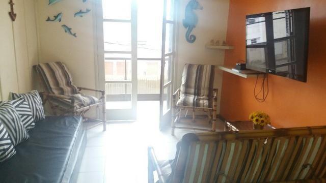 Apartamento 2° pav. n.º 205 - 01 dormitório (2 transformado para um) mobiliado - Cassino - Foto 3