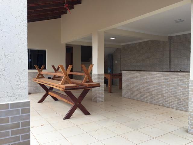 Casa 4 qtos / 3 suítes / lote 600 m / condomínio fechado - Foto 14