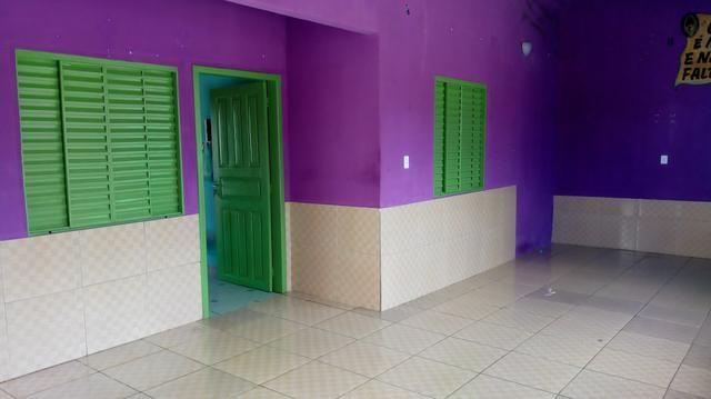 Casa no residencial Jequitibá