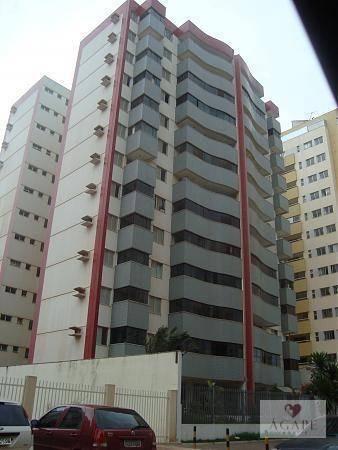 apartamento de 2 quartos + dce 90m2 em águas claras