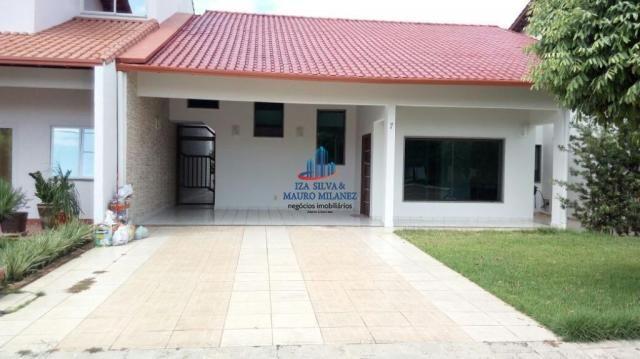 Casa residencial para locação, Costa e Silva, Porto Velho.