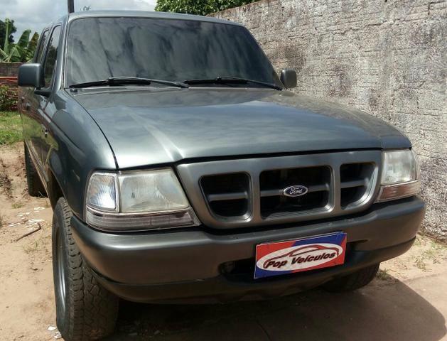 Ford Ranger. CD 2.5 4×4 Pop veículos