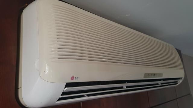Ar Condicionado Split LG 18.000 Btu - 10 x R$ 98,00 no Cartao Credito ou R$ 850,00 a vista