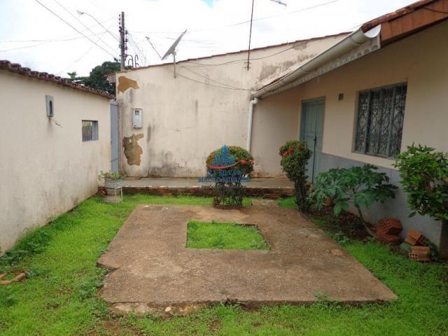 Casa residencial para locação, Tiradentes, Porto Velho.