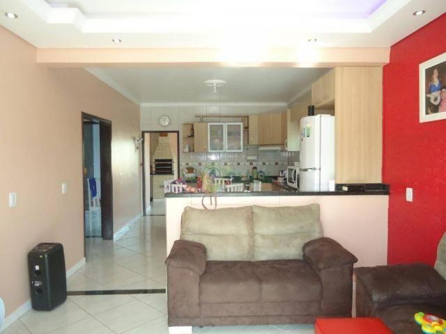 Casa com 4 dormitórios à venda, 260 m² por R$ 700.000 - Vila Nova - Joinville/SC - Foto 5