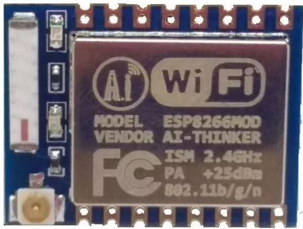 COD-AM275 Módulo Wi-fi Esp8266 Esp-07 Wifi Arduino Automação Robotica