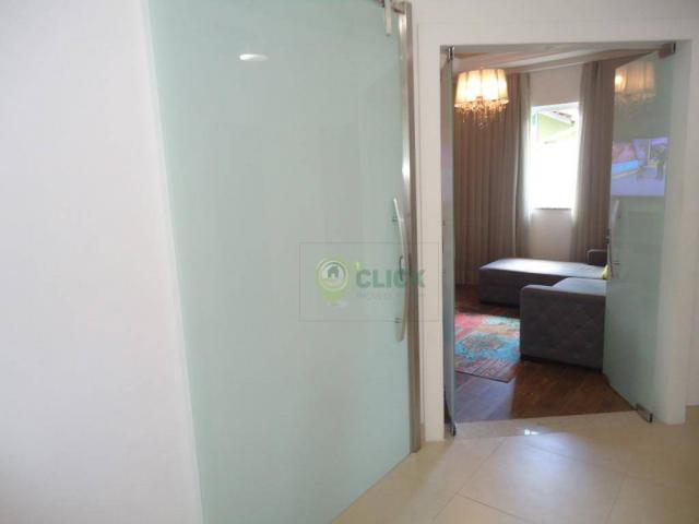 Casa com alto padrão de construção, mobilia Duran móveis sob medida a venda no bairro Vila - Foto 15