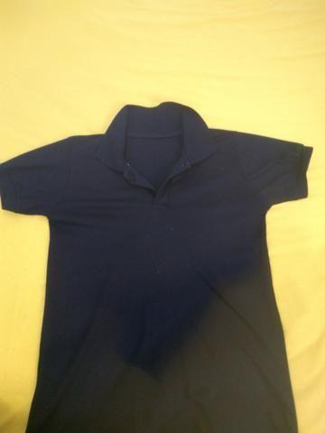 Vendo camisas 100% poliéster, para sublimação - Foto 4