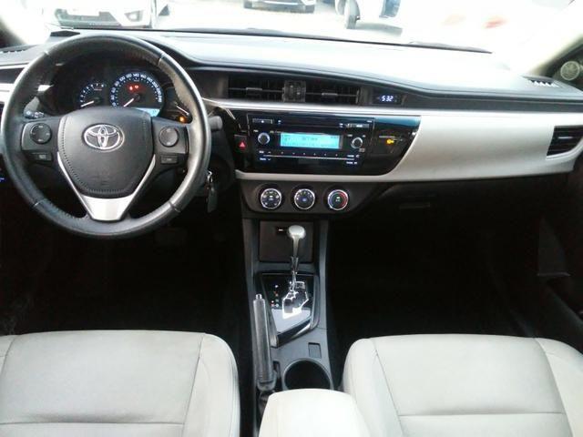 Toyota Corolla 1.8 gli Upper 2016/2017 Automático - Foto 6