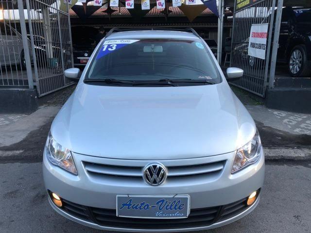 VW - Saveiro G5 1.6 CE Completa! Com GNV Injetado! - Foto 2