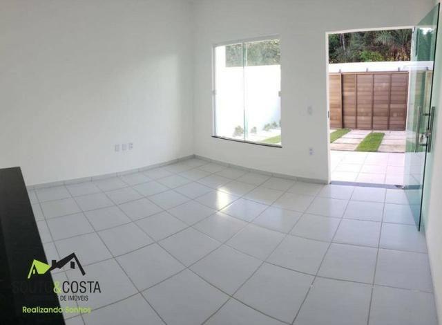 Casa com 2 quartos e acabamento de excelente qualidade. - Foto 4