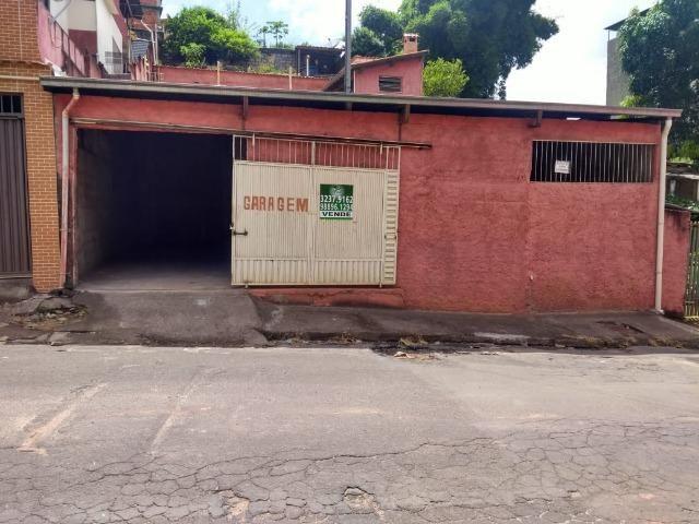 Galpão 11x12m, com terreno de 11x30m, no bairro Jardim Natal
