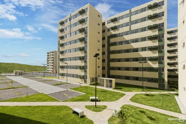 Apartamento 2 quartos , pronto para morar em Ipojuca caminho de Porto de Galinhas - Foto 19