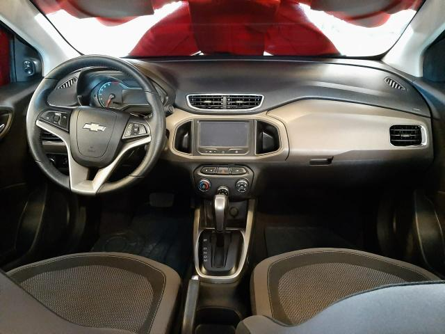 Chevrolet 2016 prisma 1.4 ltz Automatico Flex prata completo mylink 2016 - Foto 9