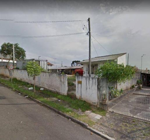 Terreno à venda, 377 m² por r$ 253.995 - boneca do iguaçu - são josé dos pinhais/pr - Foto 3