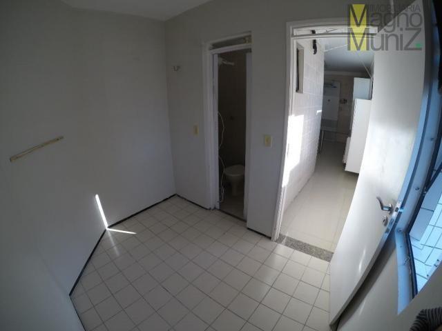 Apartamento com 3 dormitórios à venda, 116 m² por r$ 390.000,00 - cocó - fortaleza/ce - Foto 6