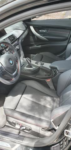 BMW 320i ActiveFlex 2.0 Turbo NAO ACEITO TROCA - Foto 4