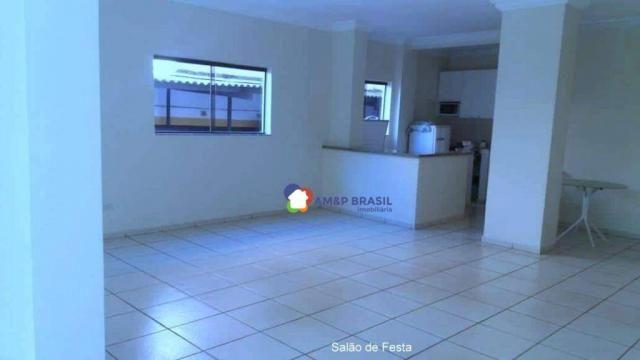Apartamento com 2 dormitórios à venda, 78 m² por r$ 175.000,00 - setor bueno - goiânia/go - Foto 11
