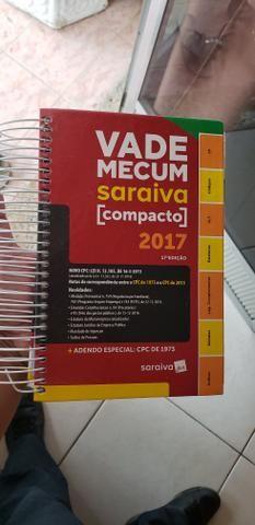Vade Mecum 2017 compacto Saraiva