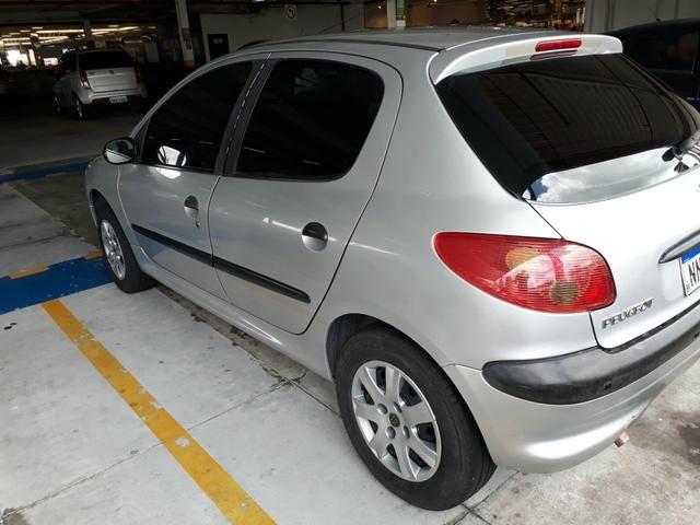 Peugeot 206 ano 2010 - Foto 3