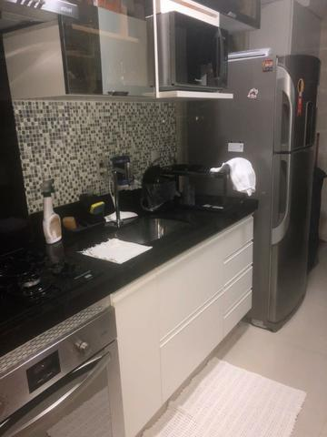 Vendo apartamento no Bueno, mobiliado, 3q com suite valor 310mil - Foto 15